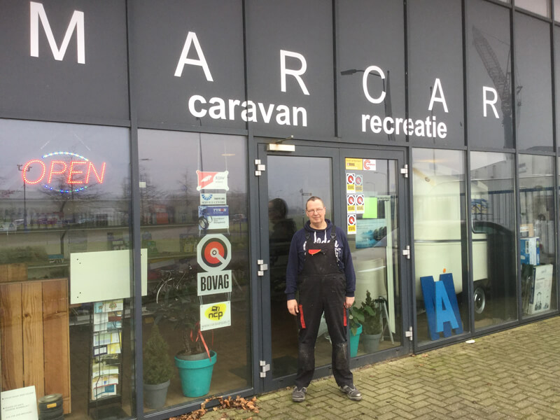 Nationale Caravanpas | Partner Advertentie | MarCar Caravans