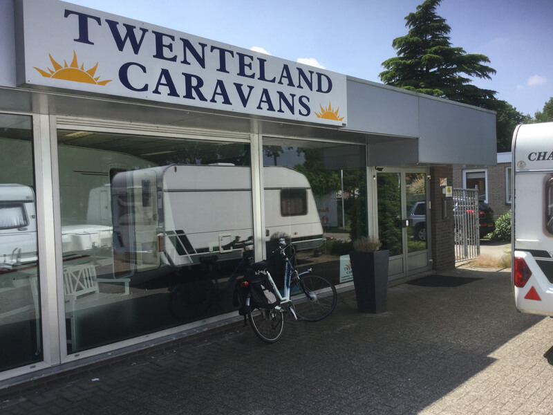 Nationale Caravanpas | Partner Advertentie | Twenteland Caravans