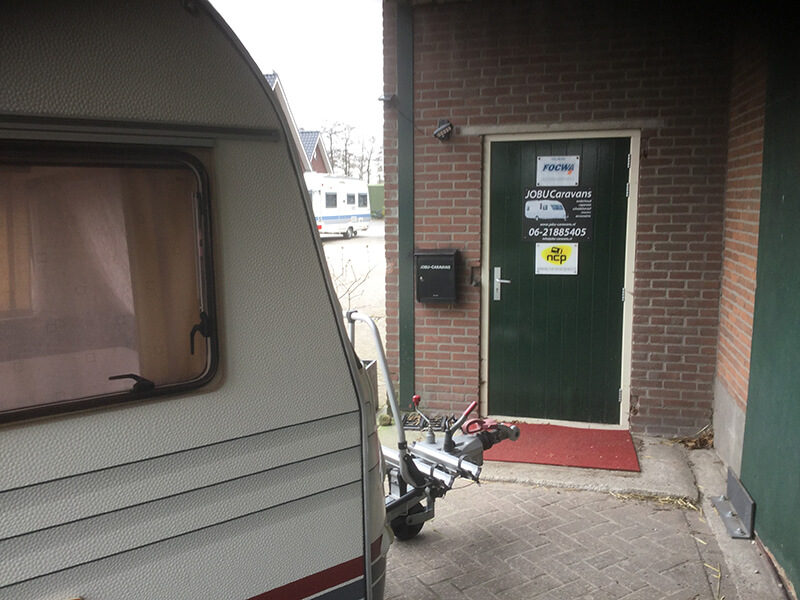 Nationale Caravanpas | Partner Advertentie | JOBU Caravans